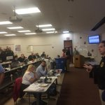 Thanking staff working around the clock at @ErieCountyNY Operations Center with @markpoloncarz http://t.co/15LYl3rbJd