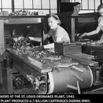 This weeks #stl #history Look Back is on #WWII. Online Sat at http://t.co/BZUw11lS4r, paper on Sun http://t.co/8UoqNAB2mL