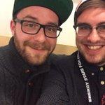 Reporter @nathansbigbeard hat @forstermusic zum Interview getroffen #esff14 http://t.co/BobQTBbiDd