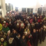 These are the brill #Teesside people doing tonights @BigTeesSleepout in the cold and rain - give them a rt! http://t.co/qrT6MdZjab