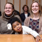 Photos by @NHRagold of Sara, 3, and her family on Adoption Day in #Connecticut: http://t.co/RNaUiAWskB #NHV http://t.co/Y3r5XmKZg2