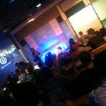 Startup weekend... Lambiance est bien chaude #swtln #GSB2014 http://t.co/SXeYkglsNQ