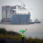 En diciembre comenzarán las obras del controvertido Canal de Nicaragua http://t.co/nNTHLuPg91 http://t.co/Ewh3nMBgE7