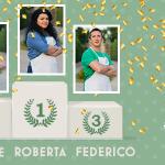È #Roberta la vincitrice della seconda edizione di #BakeOffItalia! Complimenti! ;) http://t.co/CWTreYrp7B