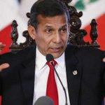 Perú: Desaprobación de Ollanta Humala llegó a 73 por ciento http://t.co/7bypmyKzk1 http://t.co/EvNr5drpKc