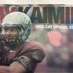SNEAK PEEK of tomorrows Game Day Kaimin for #GrizCat @kaiminsports http://t.co/YZ8GjNh9Bl