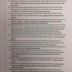 Read the police responses to the 19 Rules of Engagement carefully. #s 3, 5, 7, 9. This is America. #Ferguson http://t.co/tXnIiiYHjn