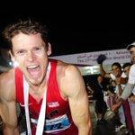Max Kings 6:27:44 was a North American 100k record. Old Record: 6:30:11 Tom Johnson 1995. #IAU100 http://t.co/TUZyjgmEku