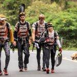 Perro callejero acompañó a un equipo de atletismo por 400 kilómetros http://t.co/3ida1ywN1s http://t.co/pI9GkyVpin