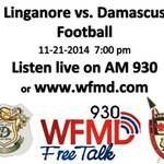 Not attending tonights LHS vs DHS game? Listen live at 7pm on AM 930 or http://t.co/axmOuWK6g8. @linganorefb http://t.co/k2HsjA2X59