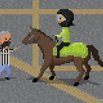 Once upon a time a Newcastle United supporter punched a horse... http://t.co/Nd25xnsP0C
