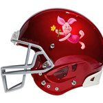 RT @OleMiss_18 Leaked photo of Arkansas new helmets for the Ole Miss game. #SEC http://t.co/IFFCtlDref