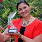 Congrats to proud Tongan @ValerieAdams84 who has been named World Athlete of the Year http://t.co/9FqBbxlWZg http://t.co/BXSpqCIJN2