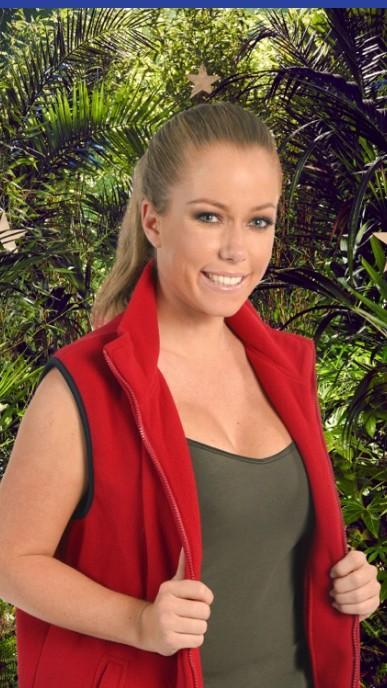 Kendra Wilkinson @KendraWilkinson: RT @JessLouKnox1891: Backing @KendraWilkinson this year for @imacelebrity #KendraToWinImACeleb #ImACelebrity #QueenOfTheJungle2014