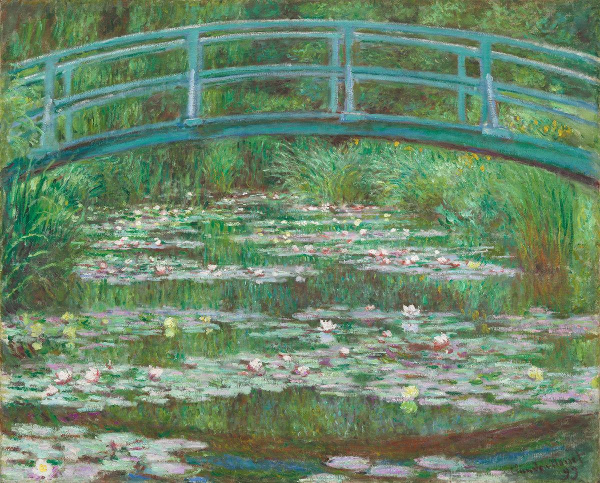 "#HappyBirthday to Claude Monet, born #OnThisDay in 1840.  ""The Japanese Footbridge,"" 1899 http://t.co/BE9zqBD5PN http://t.co/cszh9hGQ1w"