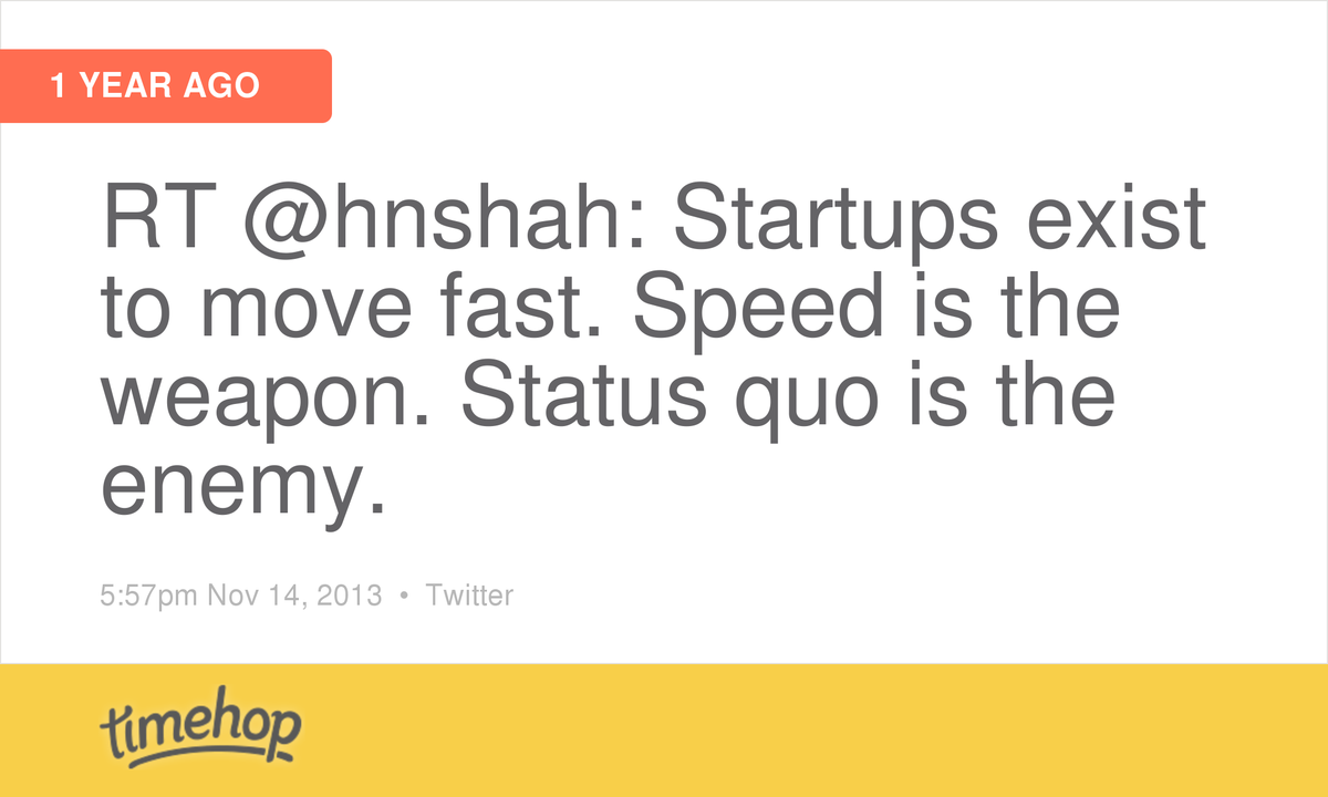 this @hnshah tweet pops into my head pretty regularly http://t.co/iG6VkuXK83 http://t.co/65fB3uxFN8