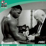 RT @WBCBoxing: Check out this historic picture of @MikeTyson  #WBC #Boxing #GreenBelt http://t.co/ToT7BTG8Ie