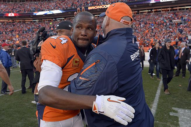 Champ Bailey will retire as a Denver Bronco: http://t.co/UxJxa3C1NQ #Broncos http://t.co/9OJEyJ99C0