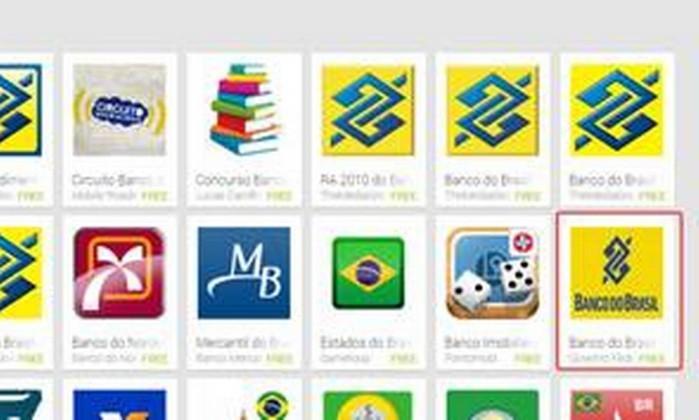 ATENÇÃO --> Loja de apps do Google tem programas falsos da Caixa e do Banco do Brasil. http://t.co/dvZ2hddqWs http://t.co/x13ou2i00g