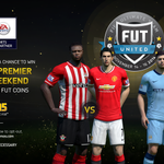 RT @EASPORTSFIFA: Win a FUT match this weekend for a chance to win a BPL VIP trip or 1 million coins! #FUTUnited