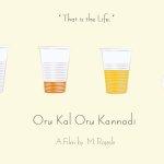 RT @RDBalaji: @iamsanthanam @Udhaystalin @rajeshmdirector Oru Kal Oru Kannadi By Lakshmanan Palani http://t.co/5bTMepYfxL