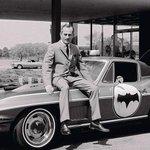 Modèle rejeté de Batmobile, 1965 http://t.co/eGNGlAjHJ2