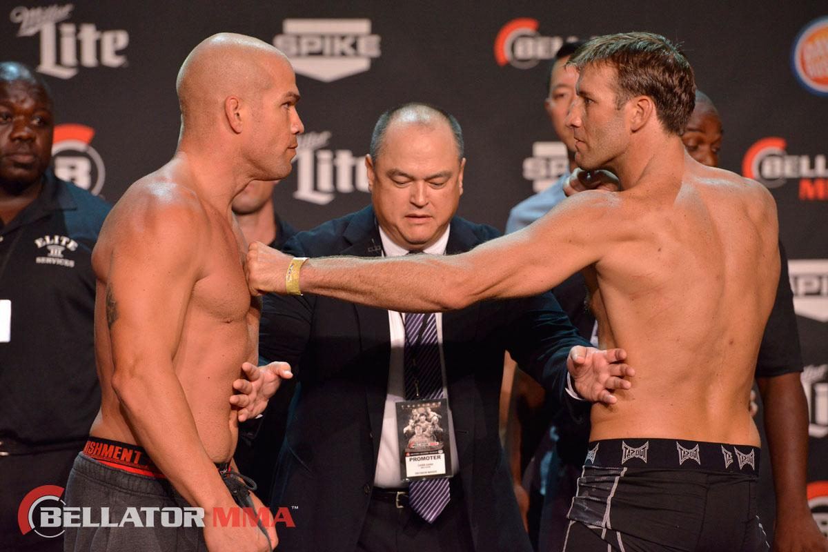 FIGHT DAY! @titoortiz vs. @StephanBonnar is live and free tonight at 9/8c on @SpikeTV! #Bellator131 http://t.co/H0dkM23F2k
