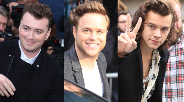 Sam Smith and One Direction and @ollyofficial to sing on new BandAid30 Ebola charity single