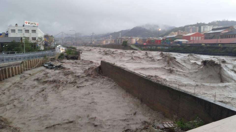 #Genova and #Liguria under another apocalyptic flood http://t.co/I8r0qHYDVc