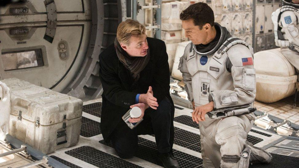 Watch @THR's Full Interstellar Discussion With Christopher Nolan, Stars