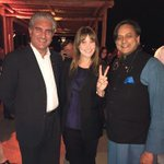 India &Pakistan brought together by the former First Lady of France! With exFM ShahMehmood Qureshi & Carla Bruni