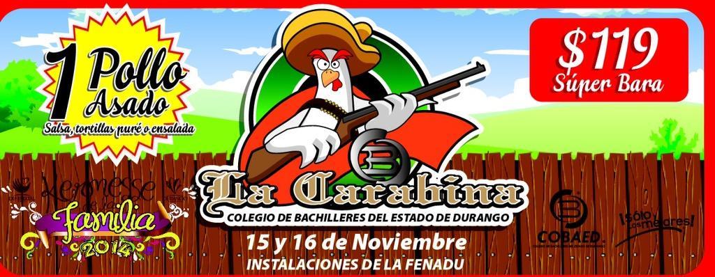 COBAED (@COBAEDoficial): Recuerda que la #KermesseDeLaFamilia busca llevar 320 mil SONRISAS en Navidad. Apoyemos!! @DIF_Durango @Tere_AdelC http://t.co/6QiDsfF54e