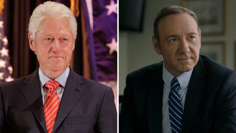 Bill Clinton Is Jealous of the Political Murderers on Scandal and