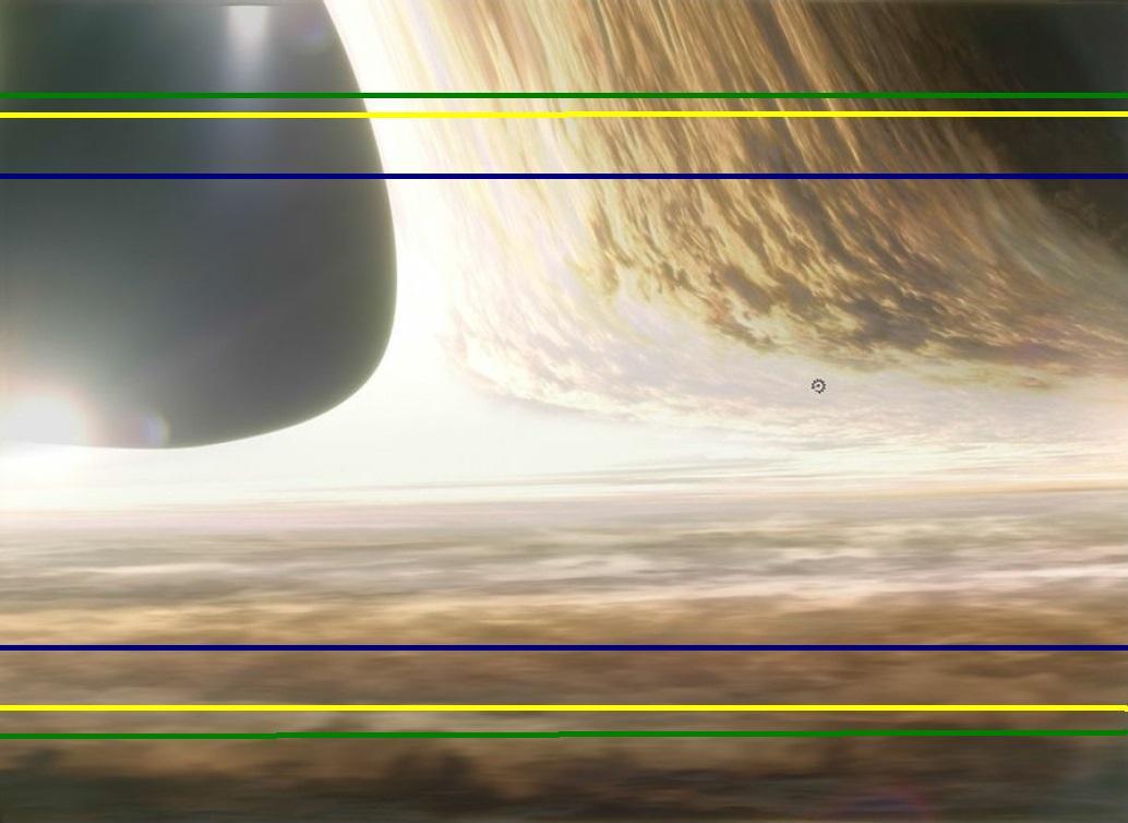 생각난김에 인터스텔라 화면정보 가장 짧은 화면(정도의 차이는 있으나 미미한)이 지금 극장이 보는 정보량. 결론은 원본(IMAX)의 절반을 짜른 화면을 우리 모두가 비싼 돈내고 보고 있다는거... 사진출처:DP http://t.co/cuJg4ytbLb