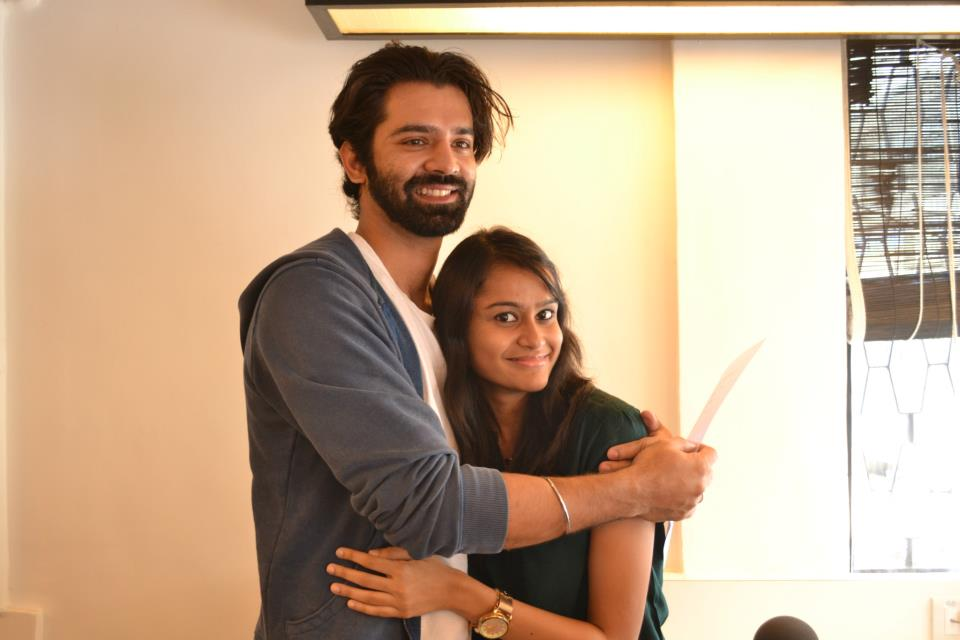 So this is just to make all you #Sobtians a little jealous... The time when @BarunSobtiSays hugged me *love* http://t.co/L77sAns0TY