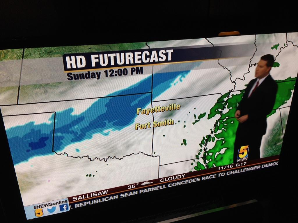 """If you have plans today, the earlier the better"" -@5NEWSGarrett   Garrett is live on #5NEWS with the snowy details. http://t.co/AguTOIrXFd"