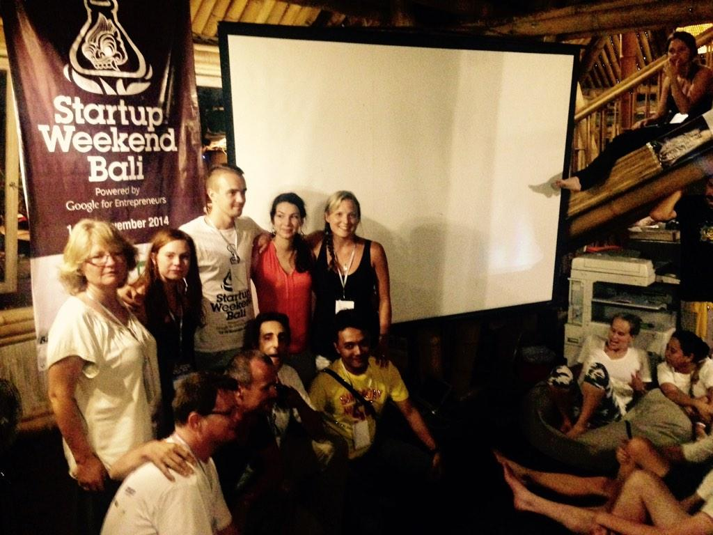 The winner of #SUWBali is Cash For Trash!! It's bring childhood memories :)) http://t.co/8pPiLrAly6