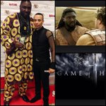 Such an honour interviewing the talented @NonsoAnozie & @CSSDLondon alumni thank USomuch 4 the advice #GameOfThrones http://t.co/yAnzW9dIJS