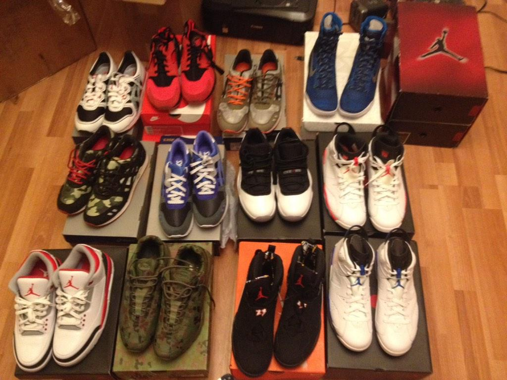 Imma need all yall to RT this #sneakersalesunday http://t.co/weNbgc2EnK