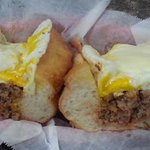 Serving exciting #Cajun breakfasts til 11:00 am. Try our Steak & Egg w/salsa on French Baguette. #Philly http://t.co/heOrgC9kAA
