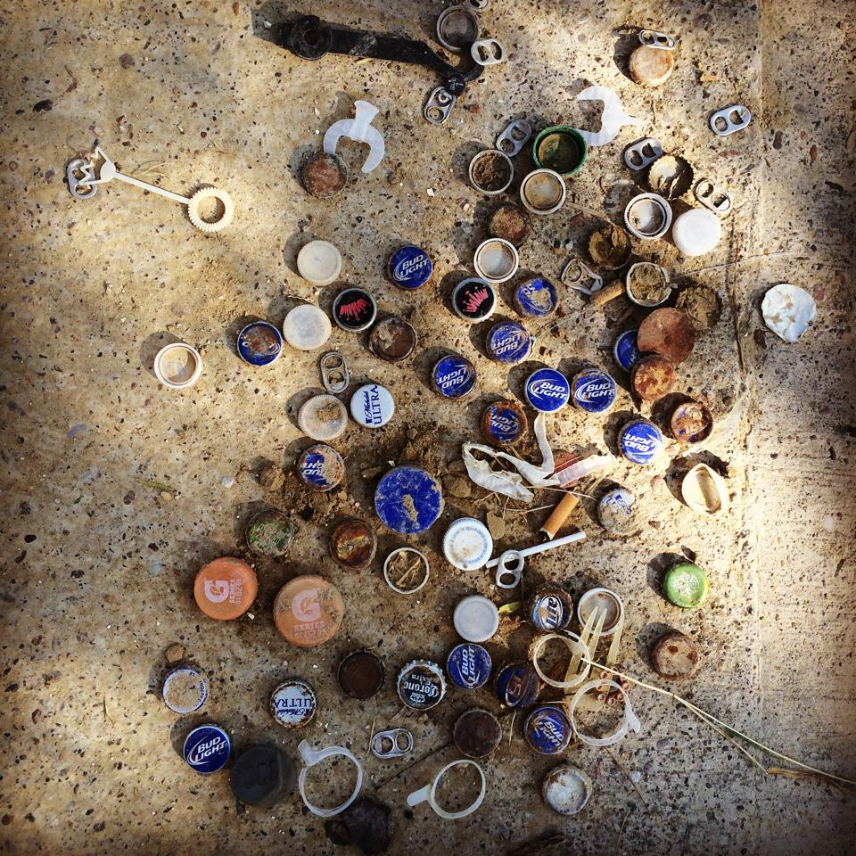Micro trash adds up! Take an extra minute to collect those tiny pieces of trash when cleaning up. #SubaruLeaveNoTrace http://t.co/cgbJtRsPzP