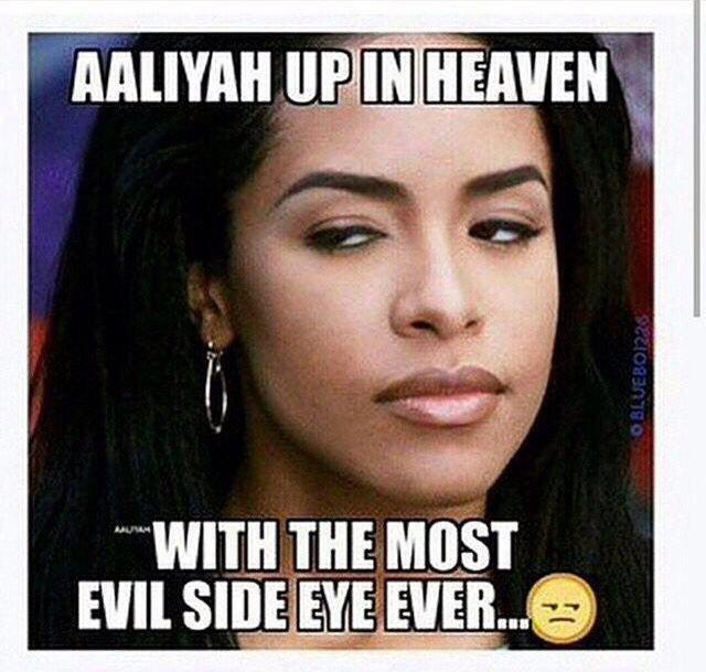 On the Aaliyah movie: princess of R&B. Shame on Wendy Williams. VH1 minus Wendy would of did a better job http://t.co/muTF1m08wj