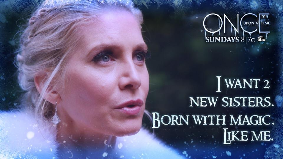 And so it begins.... #OnceUponATime #OnceIsFrozen http://t.co/HTfQFCJFT2