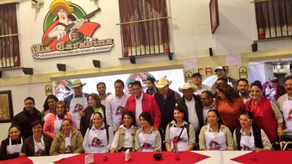 COBAED (@COBAEDoficial): Un éxito #SóloLosMejores pollos