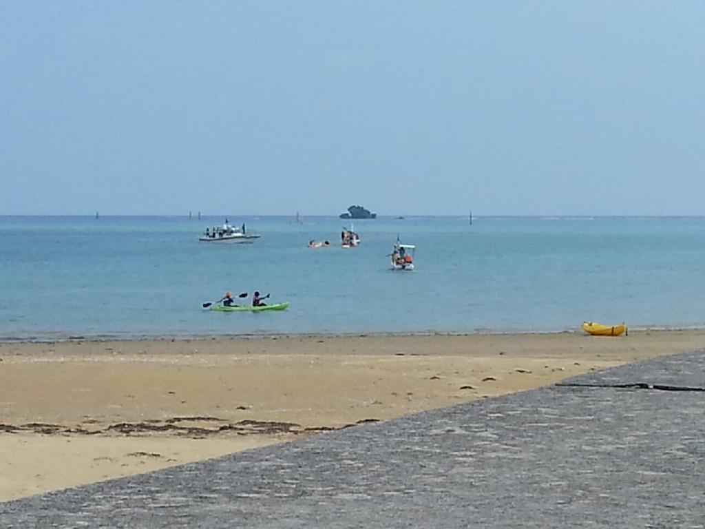 今週も始まりました!今夜9時~BS11報道ライブ21は沖縄知事選と基地問題です。写真は辺野古の海。 http://t.co/Ozlx5U3LlL