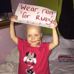 RT @anita128: @MelanieGriffith RubyYoungJourney/ Ruby needs £450,000 pls text RLYJ88 £3 to 70070 & nominate!! #wearredforruby  rt