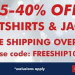 SALE ALERT – 24 hours left to get 15+% of sweatshirts and jackets at the Team USA Shop >> http://t.co/Ou19s8ZQCl