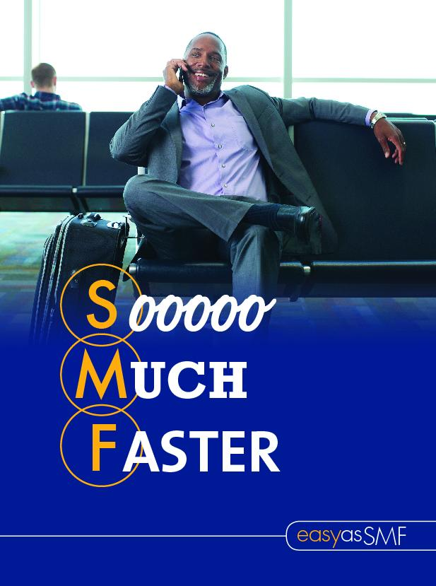 Find virtually traffic-free freeway access and convenient parking @SacIntlAirport.