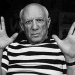 RT @AdviceToWriters: Learn the rules like a pro, so you can break them like an artist. PABLO PICASSO  #amwriting #writing http://t.co/QfOyI…
