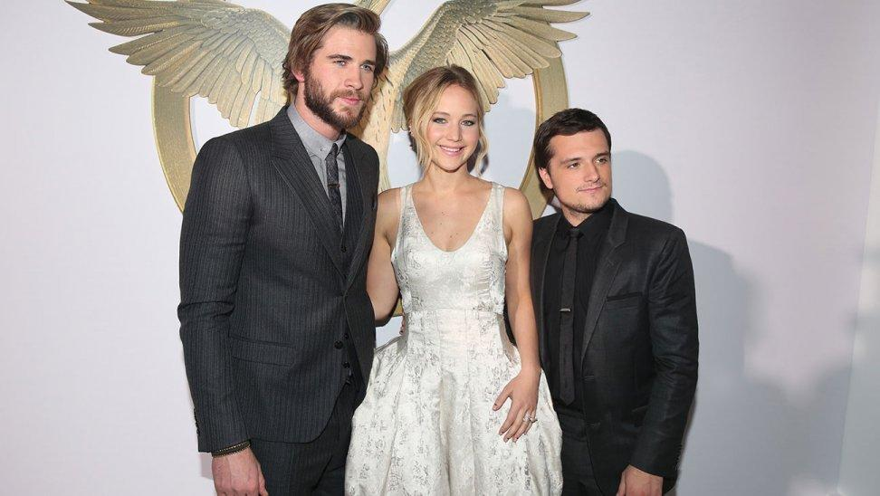 See All the Action at 'The Hunger Games: Mockingjay - Part 1' Premiere